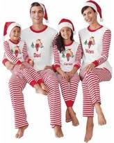 gift deals on matching family pajamas
