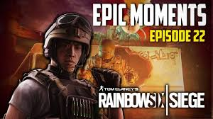 rainbow six siege epic moments ep 22 triple kill with jackal
