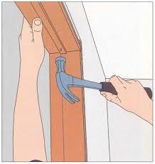 How To Install Interior Door Casing Build Interior Door Jamb Brokeasshome Com