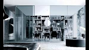 White Bookcases With Glass Doors by Modern Bookcases With Glass Doors Youtube