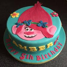 25 trolls cakes ideas trolls cake birthday