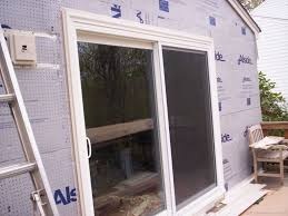 sliding glass door installation sliding door installation saudireiki
