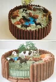 children s birthday cakes the original pool cake from the australian women s weekly