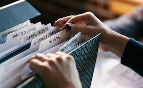 Organizing Business Making Taxes Easy Tips For Organizing Receipts And Expenses