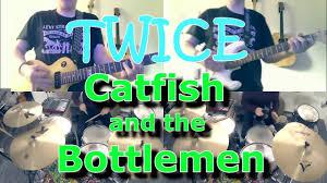 homesick catfish and the bottlemen chords twice catfish and the bottlemen cover guitars and drums