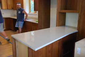 Quartz Kitchen Countertops Cost by Countertop Travertine Countertops Cork Countertops Quartz