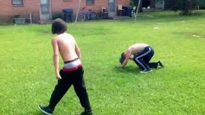 jester vs leprechaun ccw u0027s wrestling backyard wrestling youtube