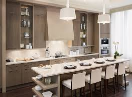Shaker Style Interior Design by A Kitchen With All The Elements That Define Transitional Style