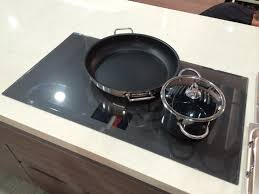 Thermador Induction Cooktops Appliances Awesome White Stylish Modern Interior Kitchen Design