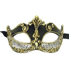 venetian mask venetian mask in london for paper black and gold sinfonia