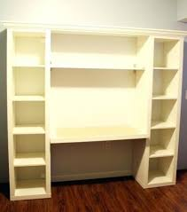 Built In Office Furniture Ideas Bookcase Office Desk With Matching Bookcase Office Desk With