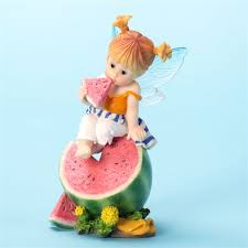 my kitchen fairies entire collection watermelon my kitchen fairies figurine
