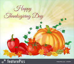 thanksgiving day greeting cards credit card creative