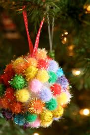25 christmas crafts for toddlers ornament craft and styrofoam ball