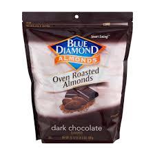blue diamond lightly salted almonds 25 oz walmart com