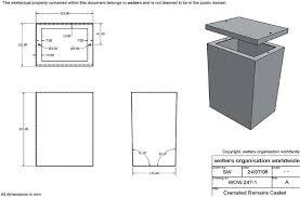 casket dimensions cremated remains caskets