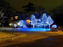 Outdoor Blue Lights Top 46 Outdoor Lighting Ideas Illuminate The