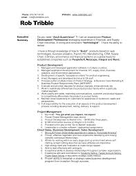 Product Development Resume Sample by Product Developer Resume Example Augustais
