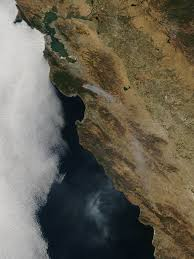 California Wildfires Rocky Fire by Rocky Fire California July 30 2015 Nasa