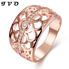 wholesale engagement rings compare prices on 24k couple gold ring online shopping buy low