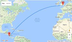 Algeria On Map Non Stop From London To Exotic Costa Rica For 269