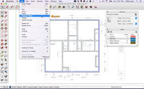 How To Read Floor Plans Symbols Sketchup Floor Plan Tutorial Doors And Windows