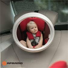 baby car mirror with light apramo iris baby mirror with lights adjustable car seat public