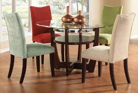 dining chairs amazing microsuede dining chairs images