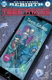teen titans 2016 chapter 11 2