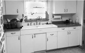 Panda Kitchen Cabinets 1950s Kitchen Remodel In Minneapolis Before And After