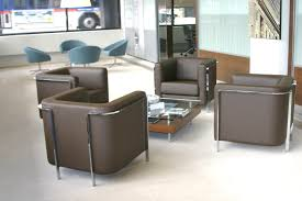 Brown Leather Chairs For Sale Design Ideas Modern Office Design Using Brown Leather Chairs And Coffee Table