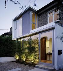 Semi Detached Home Design News Extension To A Semi Detached 1950s House In Galway By Simon J