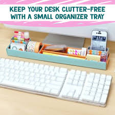Organization Desk Desk Organization Simple Tips Diy Ideas For Your Home Office