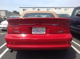 sn95 mustang tail lights sn95 made out at maaco mustang forums at stangnet