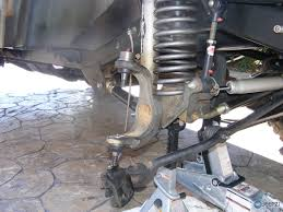 jeep wrangler ball joint replacement