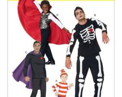 Halloween Costumes Sewing Patterns Boys Costume Etsy