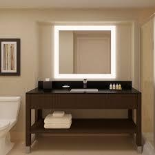 Backlit Mirrors For Bathrooms Backlit Mirror Crystal Backlit Mirror 500 X 700 Backlit