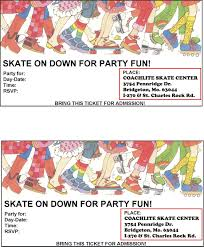 birthday parties coachlite skate center