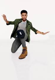 rebooted chance the rapper in our favorite suede boots photos gq