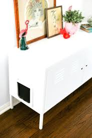 litter box side table side table side table litter box ideas for hiding your cat