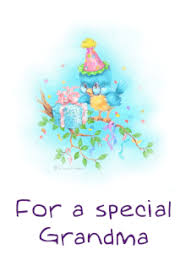 free printable birthday cards for grandmother greetings island