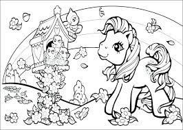 real pony coloring pages coloring page pony 15213