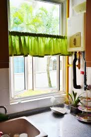 kitchen unique kitchen curtain ideas colorful kitchen window