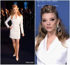 Fashion Sizzlers Archives Fashionsizzle by Natalie Dormer In Theory At British Independent Film Awards 2017