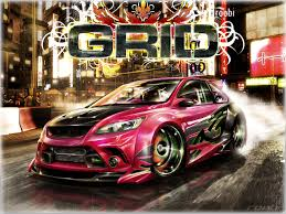 voiture ford ford focus grid by roobi on deviantart