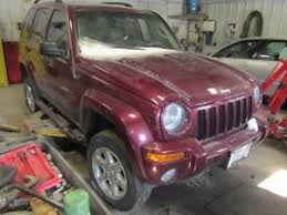 jeep liberty front bumper 02 03 04 jeep liberty front bumper assy smooth finish painted exc