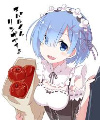 subaru and emilia please tell me subaru ends with up with rem bestgirl re zero