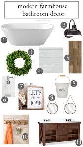 Farmhouse Bathroom Ideas How To Create A Stunning Modern Farmhouse Bathroom