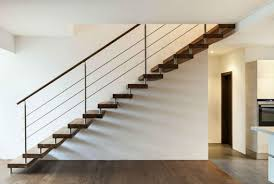Wood Interior Handrails 21 Modern Stair Railing Design Ideas Pictures
