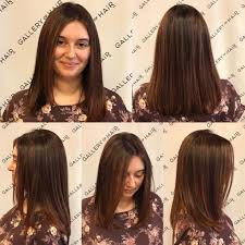 updos for long hair one length women s blunt bright red shoulder length bob with brow skimming